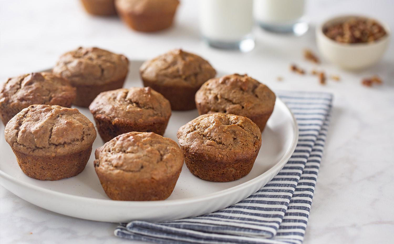 Banana Bean Muffins (Gluten-Free)