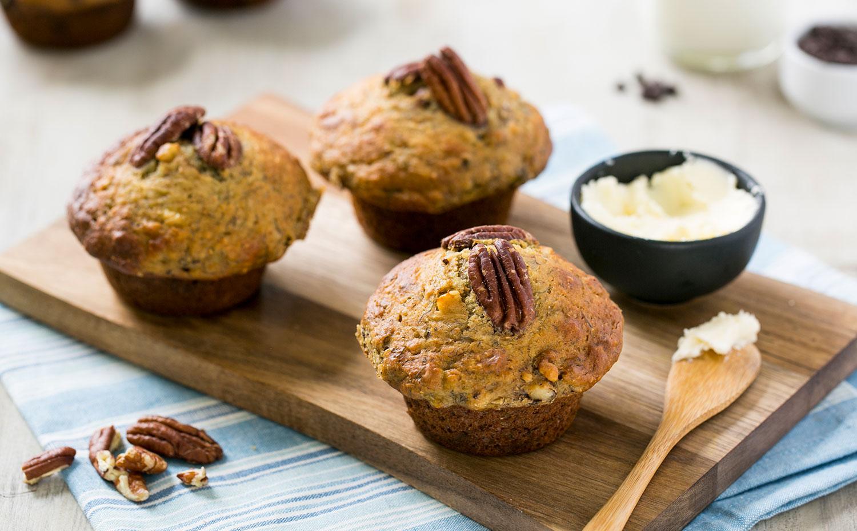 Banana Bean Muffins