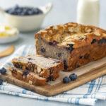 Blueberry-Lemon Quick Bread