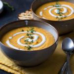 Coconut Butternut Squash Soup