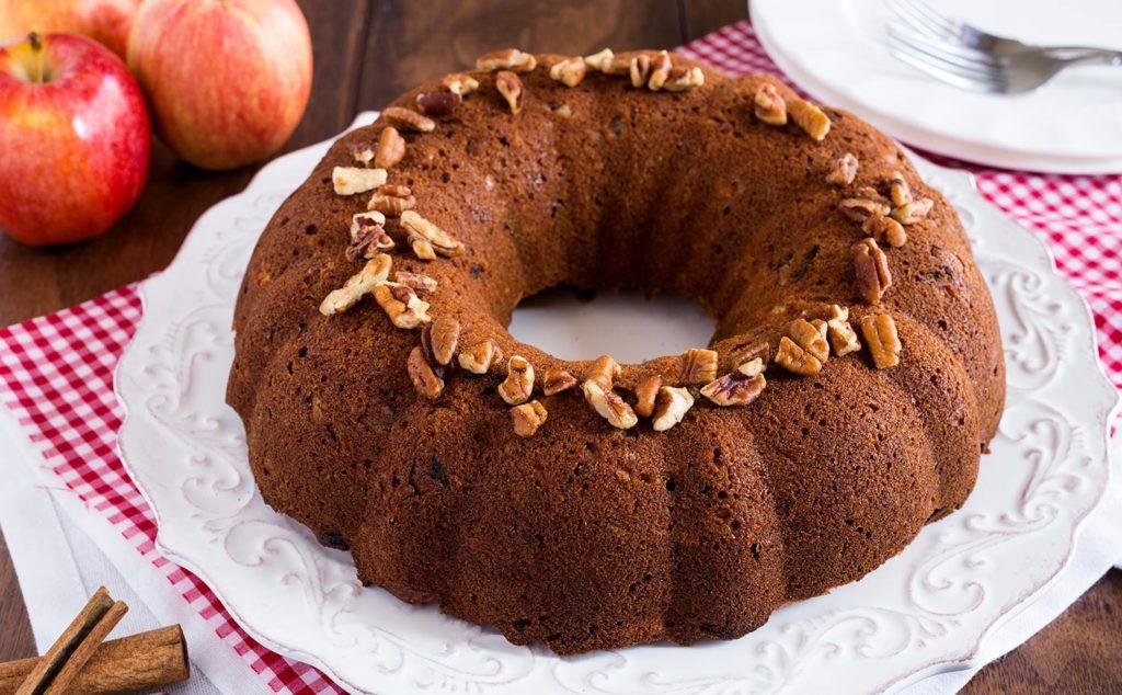 Snackin' Bean Cake