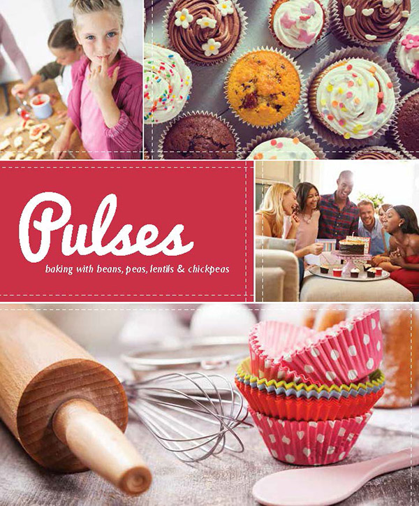 Baking with Pulses Recipe Book