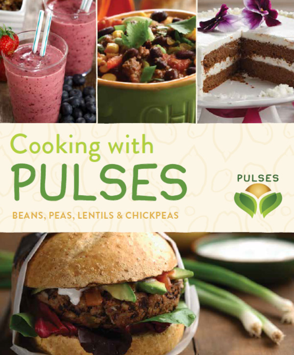 Cooking with Pulses Recipe Book