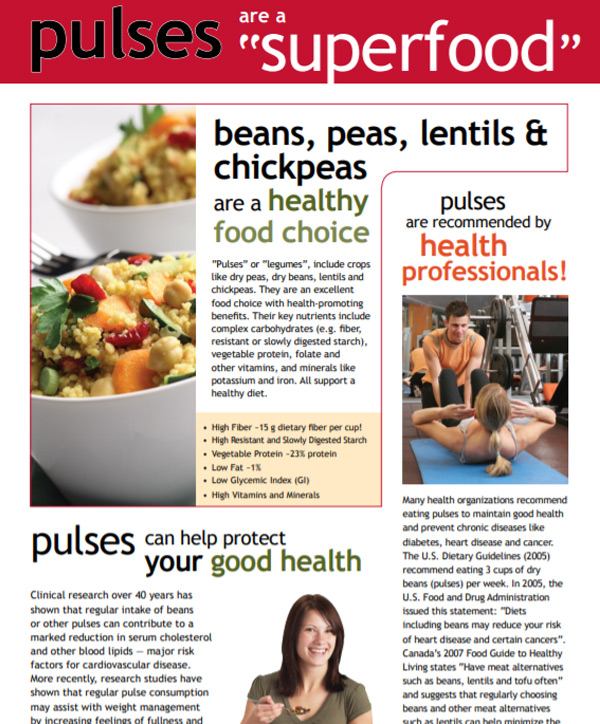 Pulses Are a Superfood