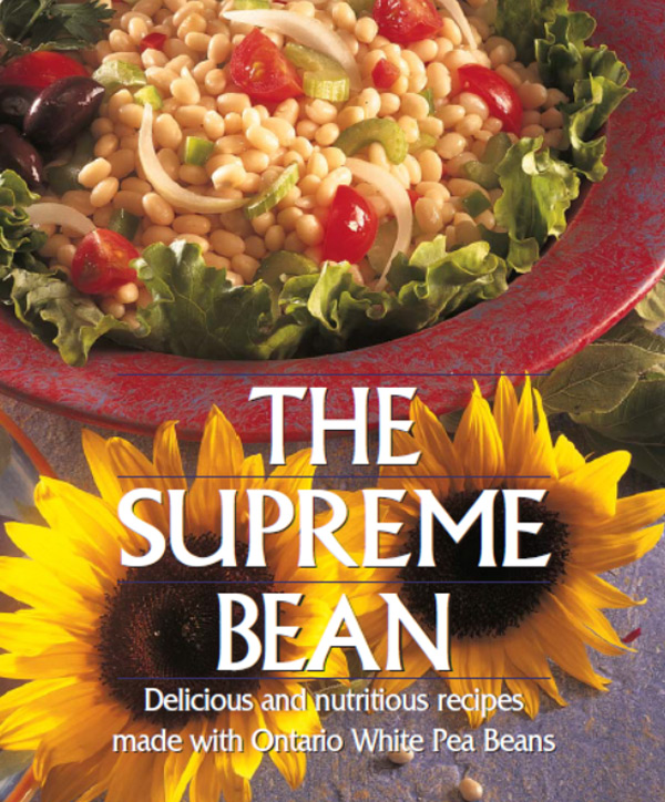 The Supreme Bean Recipe Book