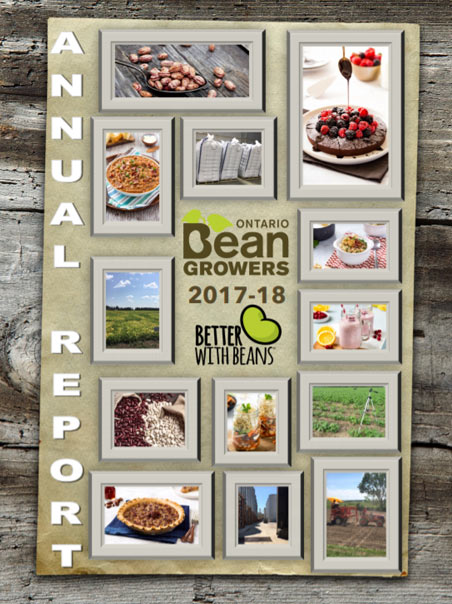 2017-18 Ontario Bean Growers Annual Report